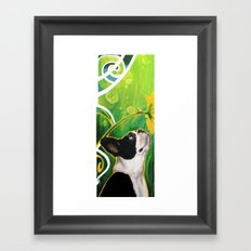 Nature Boy Framed Art Print