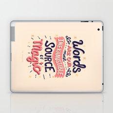 Source of Magic Laptop & iPad Skin