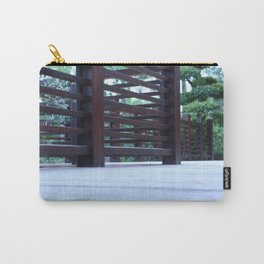 Zigzag Bridge Carry-All Pouch