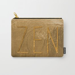 Z E N Carry-All Pouch