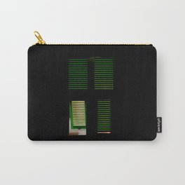 finestra verde Carry-All Pouch