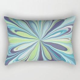 Mandala flower 05 Rectangular Pillow
