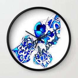 Devine Instinct Wall Clock