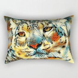 AnimalArt_Leopard_20170602_by_JAMColorsSpecial Rectangular Pillow