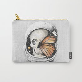A Strange Existence of an Ending (A Space for a Beginning) Carry-All Pouch
