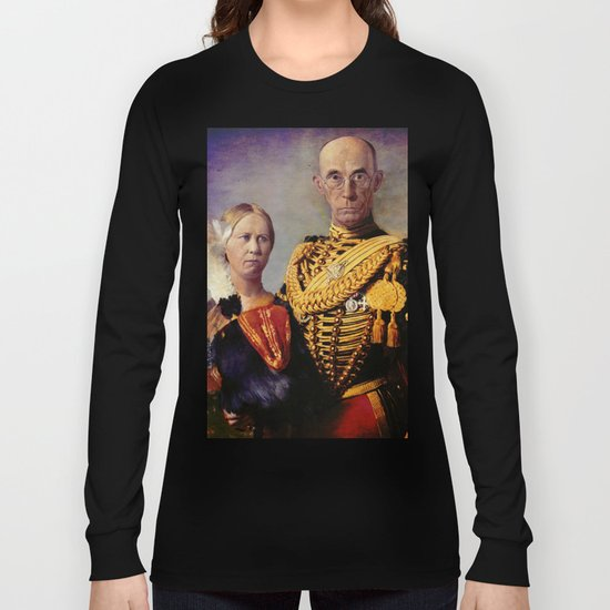 European Gothic Long Sleeve T-shirt