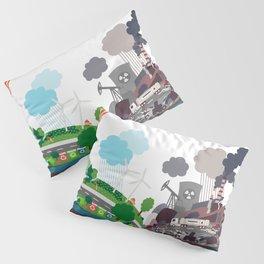 EcoBook Pillow Sham