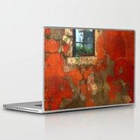 window Laptop & iPad Skins featuring Window by Cansu Girgin