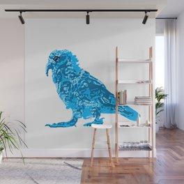 Kea Strut - Blues Wall Mural