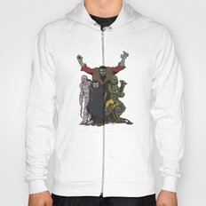 The Demonsterables (no text) Hoody