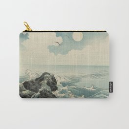 Kojima Zu - Waves Carry-All Pouch