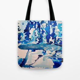 Our Ice Is Melting Tote Bag