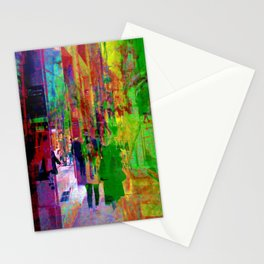as in rooted accordingly within thoughts so shared Stationery Cards