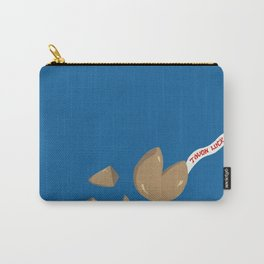 'Tough Luck' Fortune Cookie Pun Carry-All Pouch