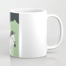 Zebra in the Woods Coffee Mug