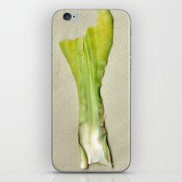 Flora II iPhone Skin