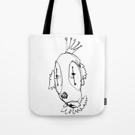 Clowns in Crowns #10 Tote Bag