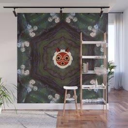 Forest Spirit Wall Mural