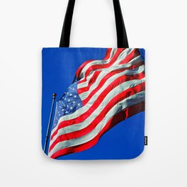 Banner Yet Wave Tote Bag