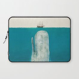 The Whale - option Laptop Sleeve