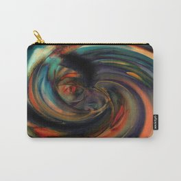 Eyes Like Whirlpools Carry-All Pouch