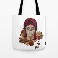 Ziggy de los Muertos Tote Bag