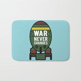 War Never Changes (Nuke) Bath Mat