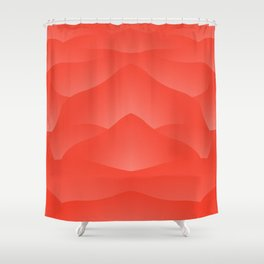 PARADISE IS FULL OF LIARS  Shower Curtain