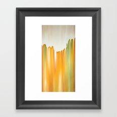Reveal - 6 Framed Art Print