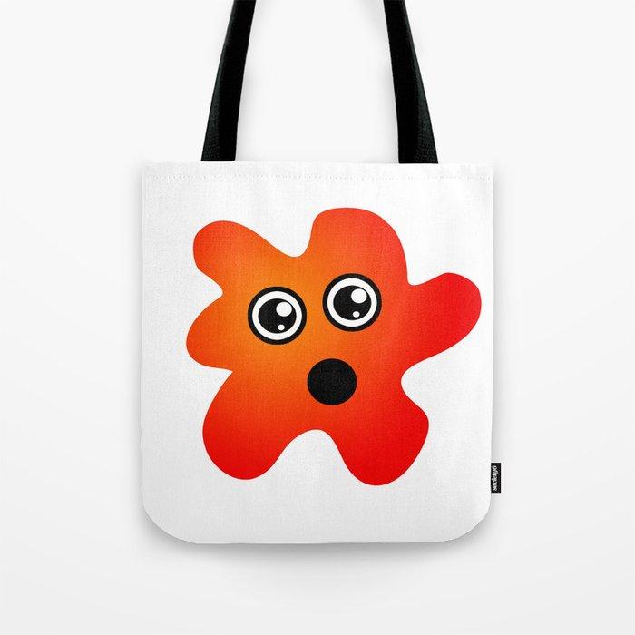 Surprised Spot Tote Bag