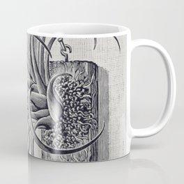 Botanical Air Plant Coffee Mug