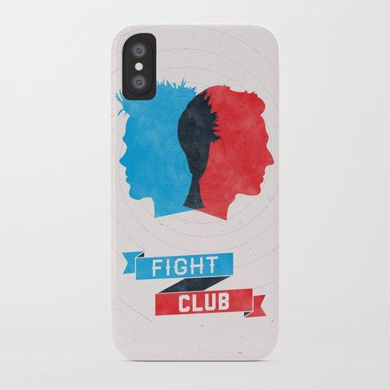 Fight Club iPhone Case