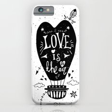 LOVE IS IN THE AIR iPhone 6s Slim Case