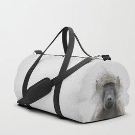 Baboon - Colorful Duffle Bag