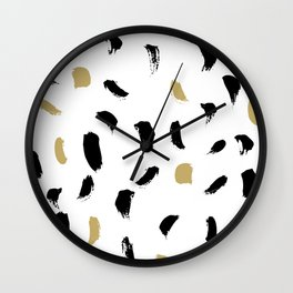Geometric Pattern 1 Wall Clock