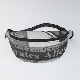 Pirates Alley Fanny Pack