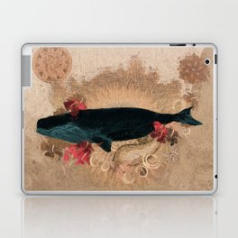 The Flying Whale Laptop & iPad Skin
