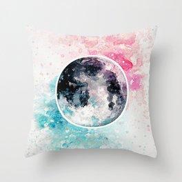 ˹pastelmoon˼ Throw Pillow