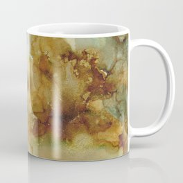 Alcohol Ink 'The Storybook Series: The Little Match Girl' Coffee Mug