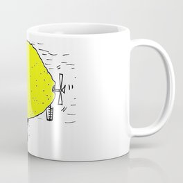 Lemon zeppelin Coffee Mug