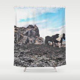 Wild life Shower Curtain