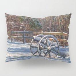 Snow Cannon Pillow Sham