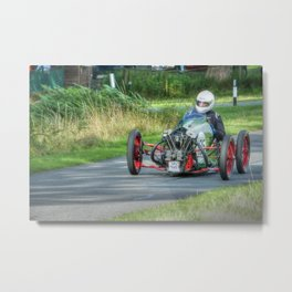 Morgan GN Salome Metal Print
