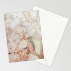 Marie Antoinette 7up Stationery Cards