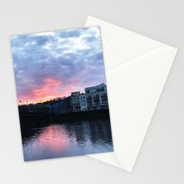Pastel Irish Sky Stationery Cards
