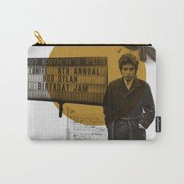 Bob Dylan: Enochs Monroe LA Carry-All Pouch