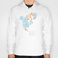 writing Hoodies featuring North America ~ Writing Sistems by Stop::mashina ~Runes