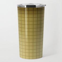 Bright olive gradient , olive gradient ,black gradient , olive Ombre Travel Mug