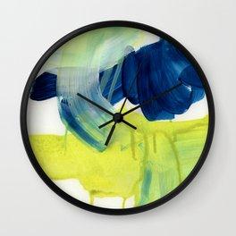 alla prima 3 Wall Clock