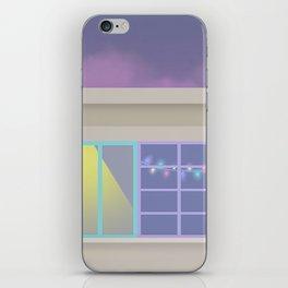 Christmas mood iPhone Skin